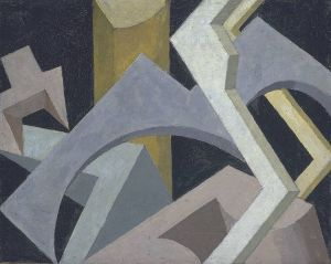 Jessica_Dismorr_-_Abstract_composition_1915
