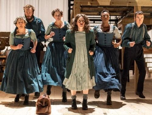 Jane Eyre (National Theatre, Lyttelton)